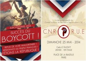 Boycott Européenne 1