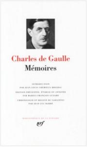 De Gaulle Mémoire 1